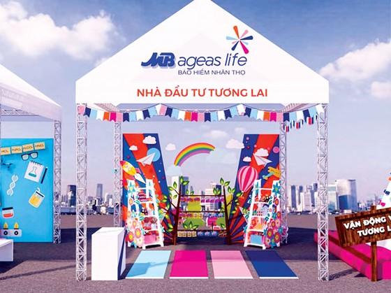 Giải chạy MB Ageas Life Family Ekiden và lễ hội Trải nghiệm lớn khôn  ảnh 4