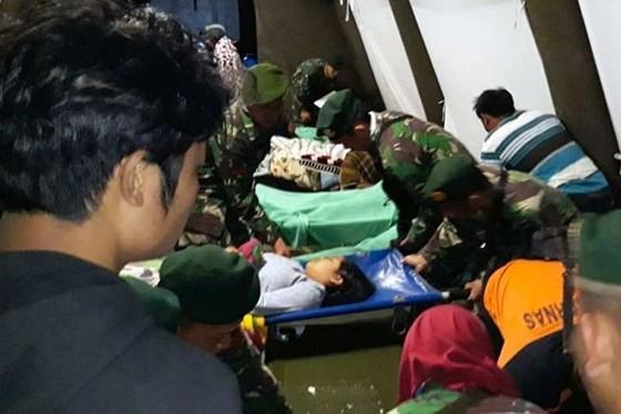 Động đất tại Indonesia, ít nhất 82 người thiệt mạng ảnh 1