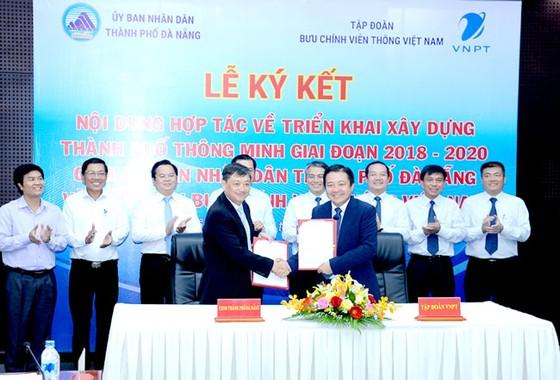 VNPT-Đà Nẵng: Hợp tác phát triển đô thị thông minh ảnh 1