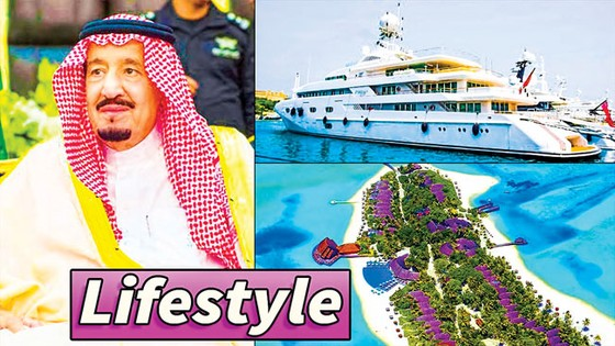 Bí mật những gia tộc tỷ đô: Hoàng tộc Saud giàu nhất quả đất ảnh 1