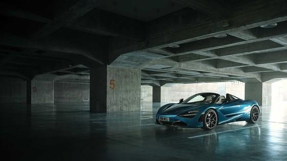 Ra mắt McLaren 720S Spider: Kỳ phùng địch thủ với Ferrari 488 Spider - Ảnh 1.