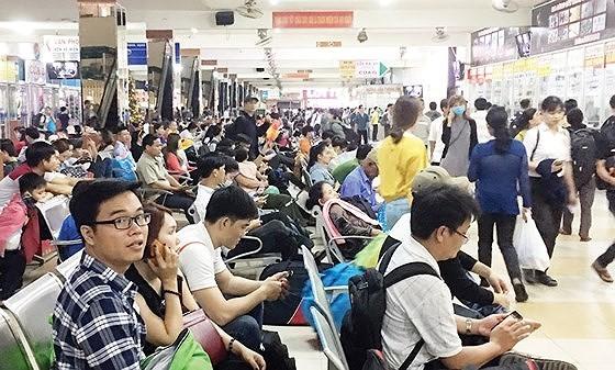 Không tăng giá vé xe dịp Tết Dương lịch ảnh 1