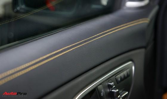 Mercedes-Benz CLA45 AMG Yellow Night Edition, giá 2,578 tỷ đồng ảnh 21
