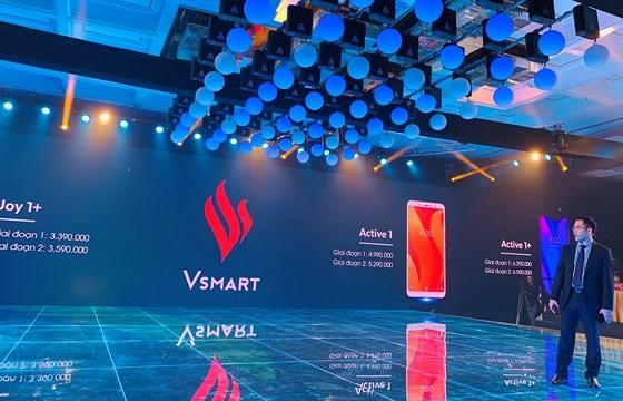 Điện thoại Vsmart rẻ hơn dự kiến ảnh 2