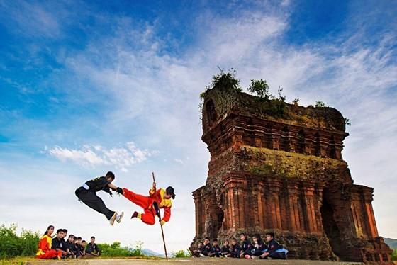 """Những khung hình đậm sắc màu trong """"Vẻ đẹp Việt Nam"""" ảnh 3"""