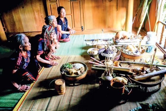 Lễ hội Aza Koonh của đồng bào Pa Cô ảnh 1