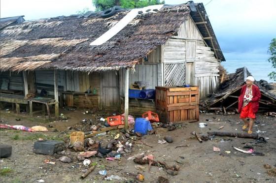Sóng thần bất ngờ xảy ra ở Indonesia, hơn 600 người thương vong ảnh 3