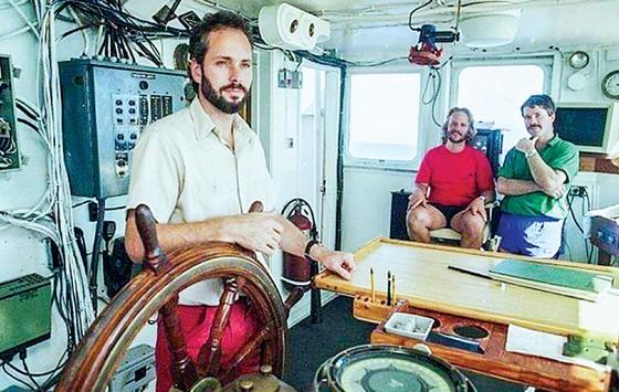 """Săn kho báu dưới đáy biển - Kỳ 1: """"Tàu Vàng"""" SS Central America ảnh 1"""