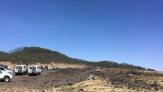 Vụ tai nạn máy bay Ethiopia: Đã xác định được danh tính các hành khách ảnh 3