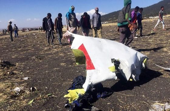 Vụ tai nạn máy bay Ethiopia: Đã xác định được danh tính các hành khách ảnh 1