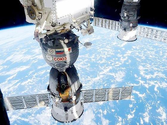Nga phóng thành công tàu vũ trụ lên ISS