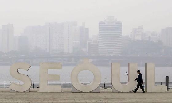 Kinh tế Hàn Quốc thiệt hại vì bụi mịn ảnh 1