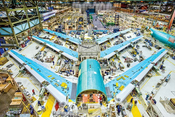 Mối quan hệ đặc biệt giữa chính phủ Mỹ và Boeing ảnh 1