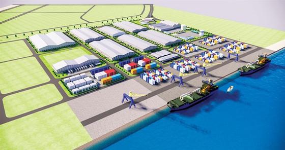 Phát triển kinh tế dựa vào cảng biển ảnh 1