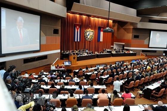 Quốc hội Cuba thông qua Hiến pháp mới ảnh 1