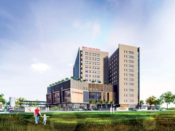 Xây bệnh viện bằng cái Tâm ảnh 1