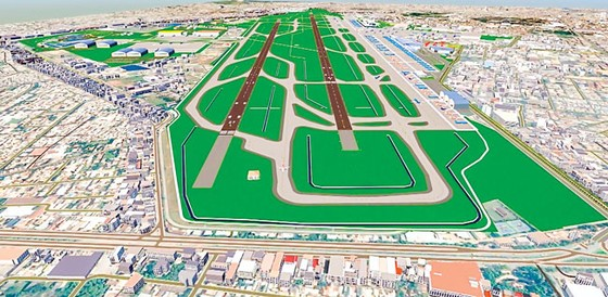 Tan Son Nhat airport terminal construction under controversy ảnh 2
