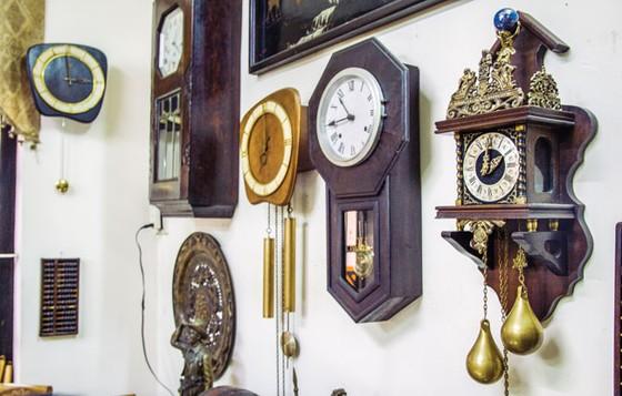 Bộ sưu tập đồng hồ cổ ảnh 4