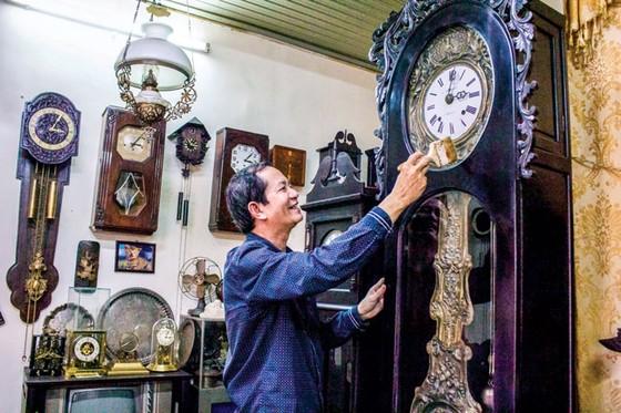 Bộ sưu tập đồng hồ cổ ảnh 1