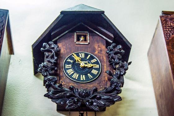 Bộ sưu tập đồng hồ cổ ảnh 2