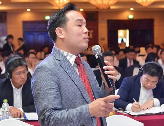Bí thư Thành ủy TPHCM Nguyễn Thiện Nhân phân tích lợi thế với nhà đầu tư nước ngoài ảnh 5