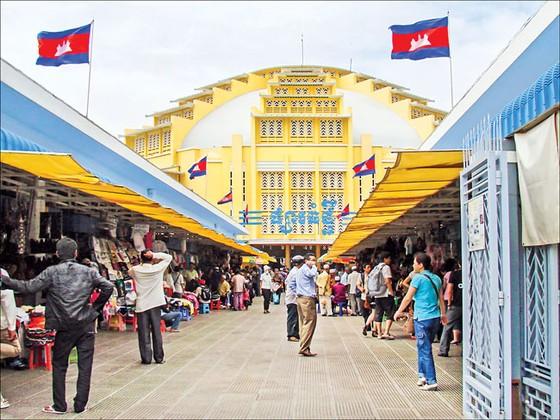 Sức mạnh mềm Phnom Penh  ảnh 1