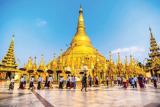 Myanmar: Đất nước bị lãng quên ảnh 1