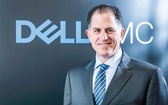 CEO Michael Dell  Vực dậy đế chế  tỷ đô ảnh 1