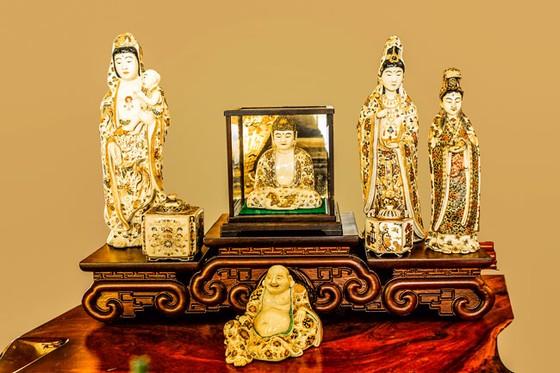 Ánh Đạo Vàng trên gốm cổ Nhật Bản ảnh 7