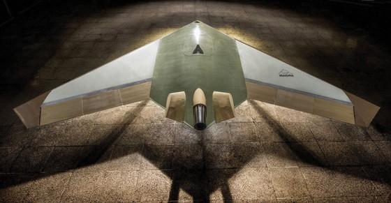 Công nghệ thổi khí kiểm soát điều khiển máy bay ảnh 1