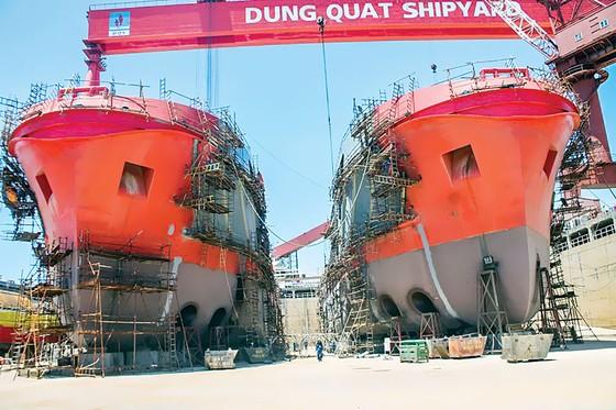 Shattered Dream of Dung Quat Shipbuilding Industry  ảnh 1