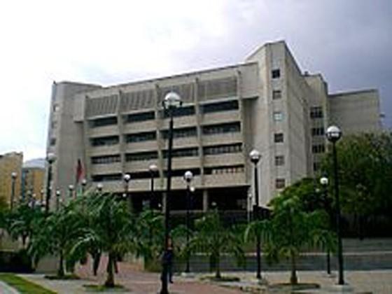 Trụ sở Tòa án Tối cao Venezuela