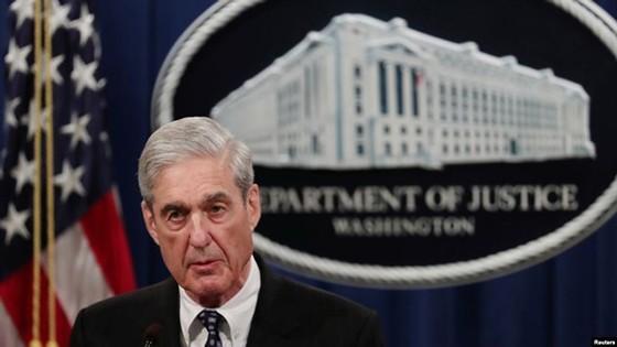Công tố viên đặc biệt Robert Mueller Ảnh: REUTERS
