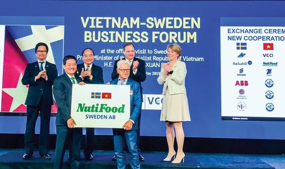 NutiFood Company goes global ảnh 1