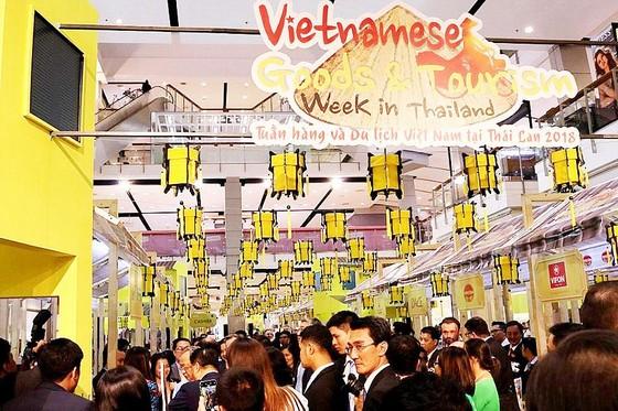 Hàng Việt xuất sang Thái Lan tăng ảnh 1