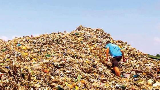 Vấn nạn rác thải nhựa toàn cầu ảnh 1