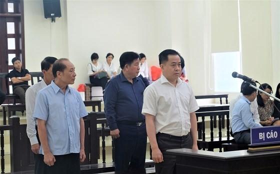 Y án sơ thẩm 15 năm tù với Vũ 'nhôm', bác kháng cáo 2 cựu Thứ trưởng ảnh 1