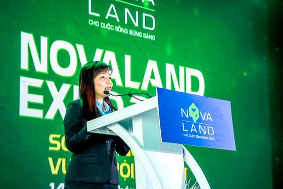 Thousands took part in Novaland Expo 2019 ảnh 1