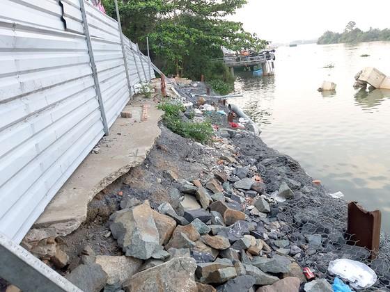 Cát tặc vẫn âm ỉ trên sông Đồng Nai ảnh 1
