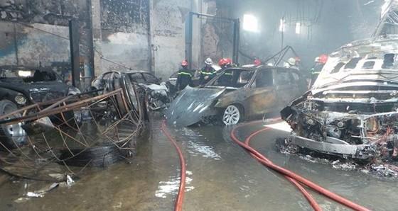 Giảm thiểu nguy cơ  cháy garage ô tô ảnh 1