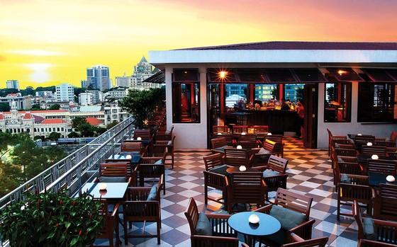 Ẩm thực Mỹ tại Caravelle Saigon Hotel ảnh 1