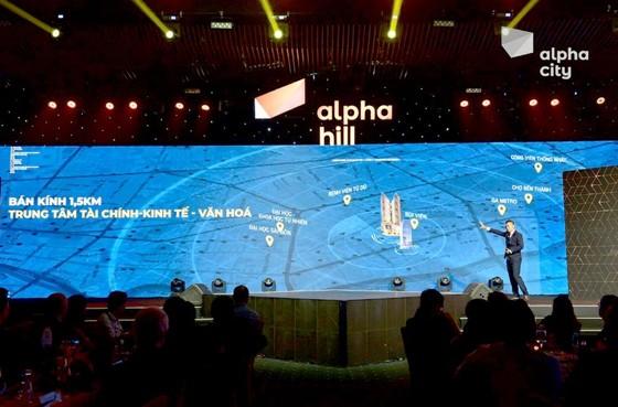 Ra mắt dự án siêu sang VVIP Sneak Preview Alpha City ảnh 4