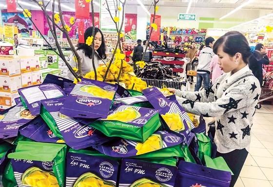 Xây dựng quy chuẩn nhãn hàng hóa Việt ảnh 1