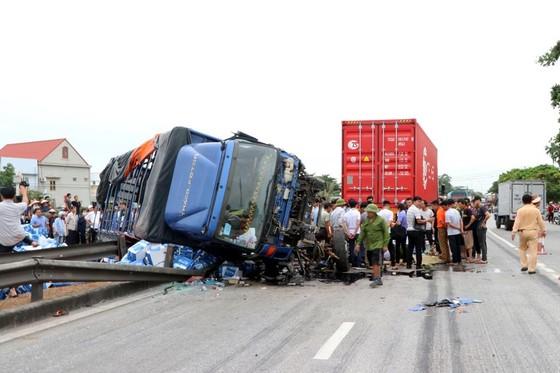 Khắc phục ngay tình trạng mất an toàn trên các quốc lộ ảnh 1