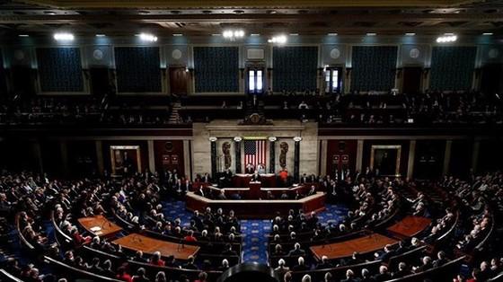 Toàn cảnh một phiên họp của Hạ viện Mỹ. Nguồn: TTXVN