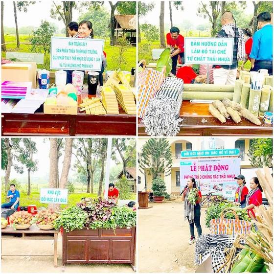 Giới trẻ nhiệt thành tham gia bảo vệ môi trường ảnh 1