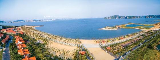 Bãi tắm thiên đường Tuần Châu-Hạ Long: Mở cửa tự do  phục vụ du khách ảnh 3