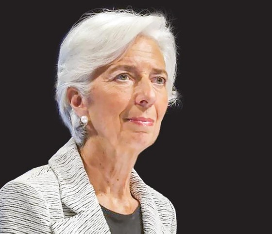 Christine Lagarde - Người phụ nữ quyền lực và tài ba ảnh 1