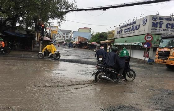 Người dân Bình Chánh gặp khó khăn vì đường xuống cấp trầm trọng ảnh 3