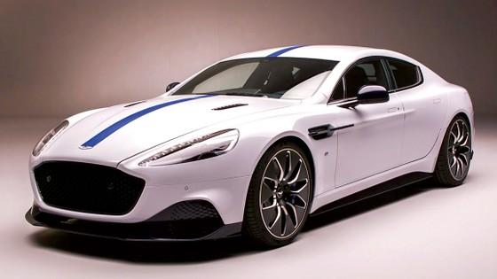 Top 3 mẫu xe điện hiện đại sắp ra mắt ảnh 4